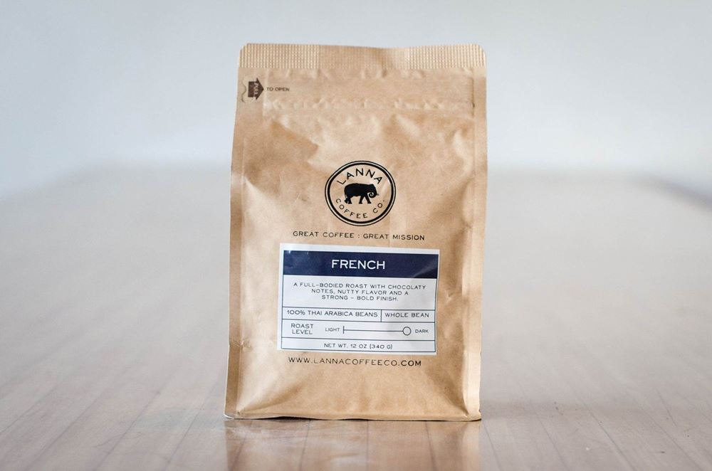 Lanna Ground French Blend