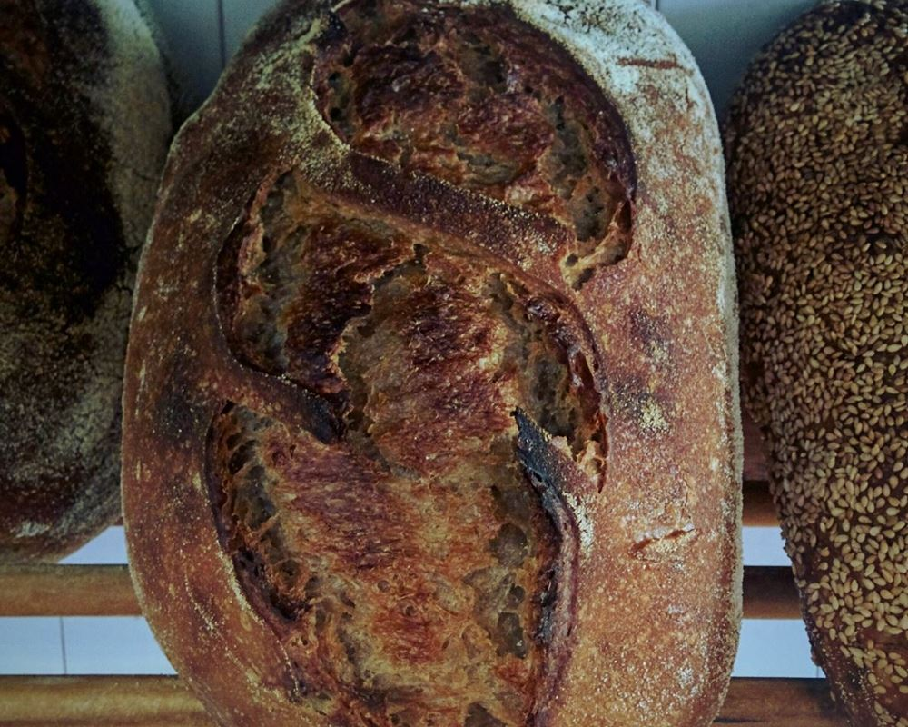 Bellbird Baked Goods - Wholemeal Sourdough