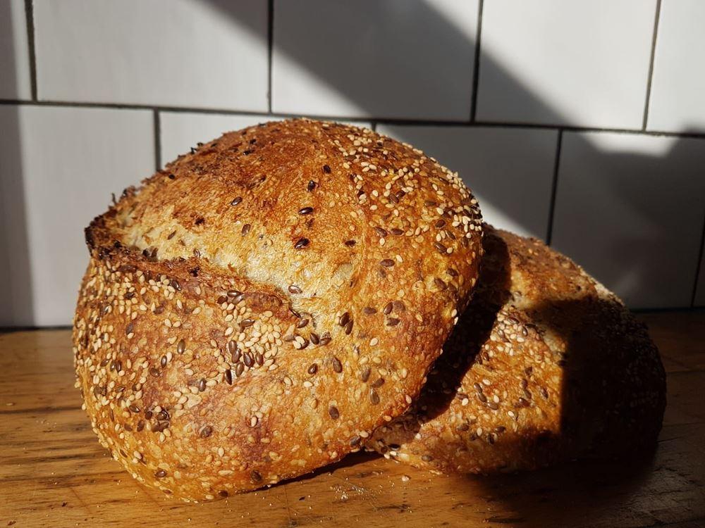 Bread Lins Sourdough