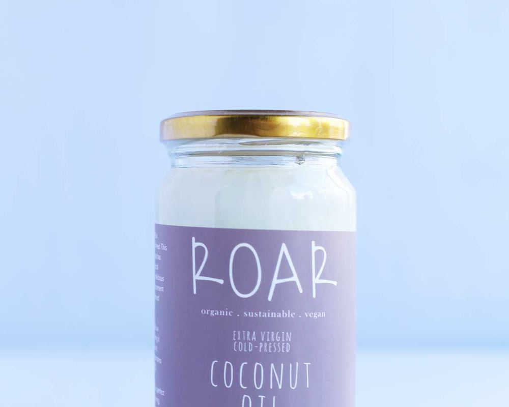 ROAR - Coconut Oil Extra Virgin Cold-Pressed Organic