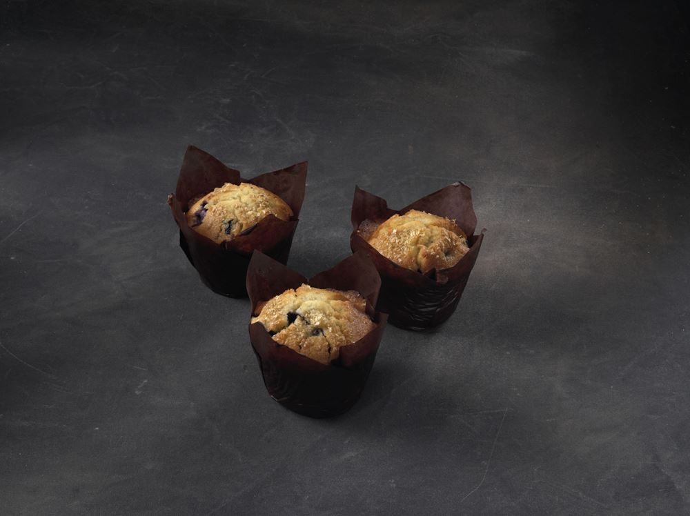 Pastry: Blueberry & Ricotta Muffin Box - BB