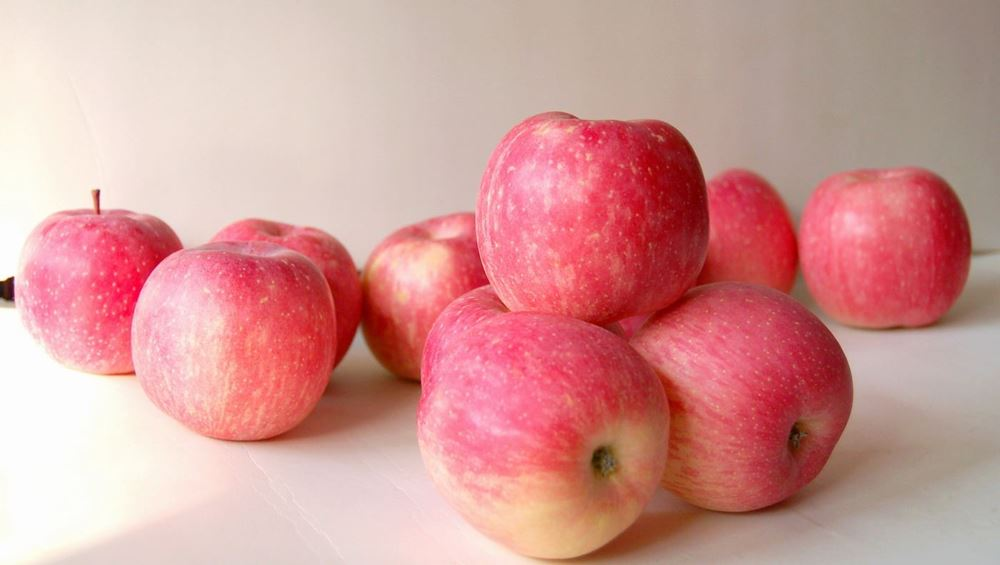 Organic Fuji Apples 1/2 Peck