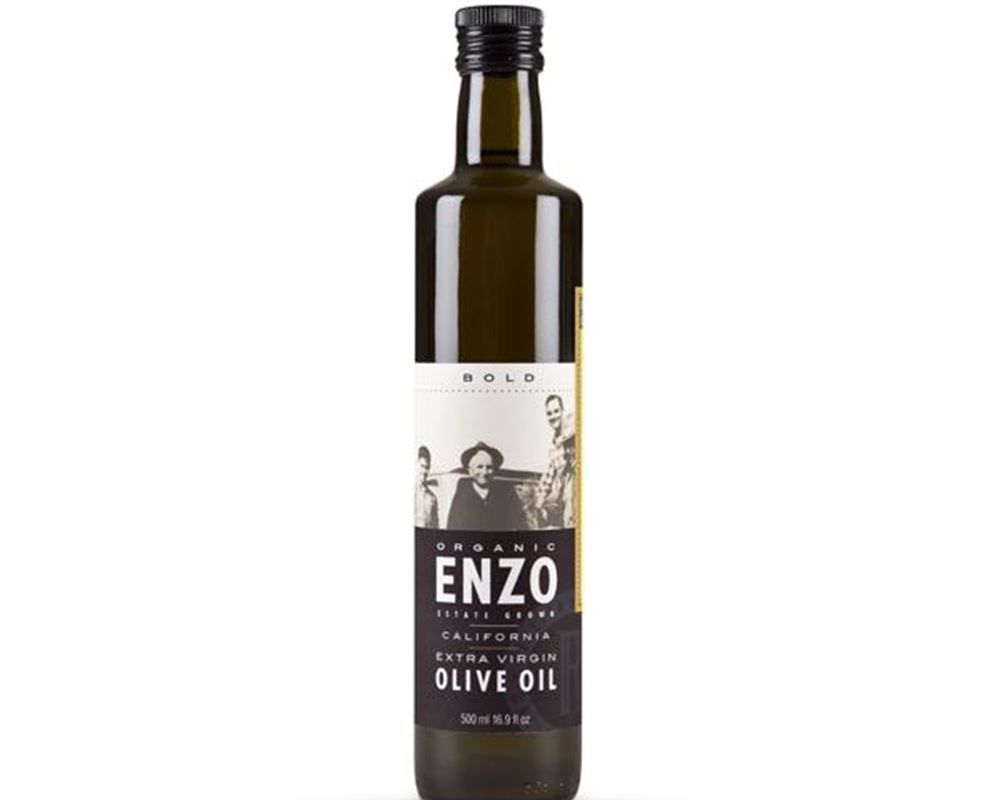 ENZO Extra Virgin Olive Oil - Bold