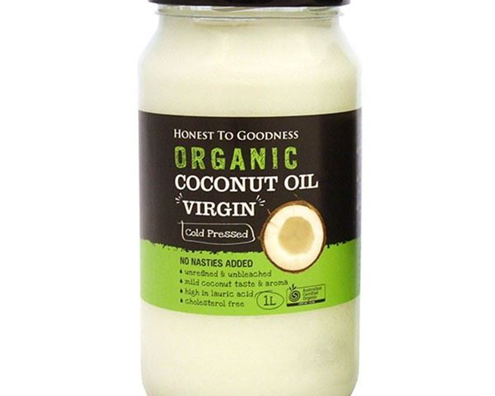 Oil Organic: Coconut Virgin - HG