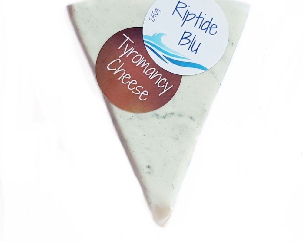 Cheese Natural (Plant Based): Riptide Blu - TC - (Esky Required)