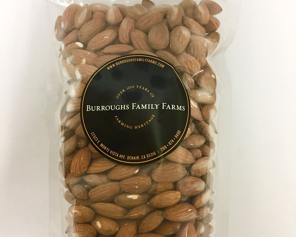 Raw & Unpasteurized Almonds