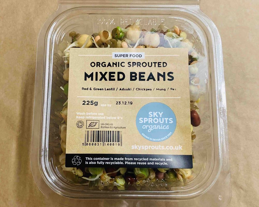 Sprouts Mixed Bean