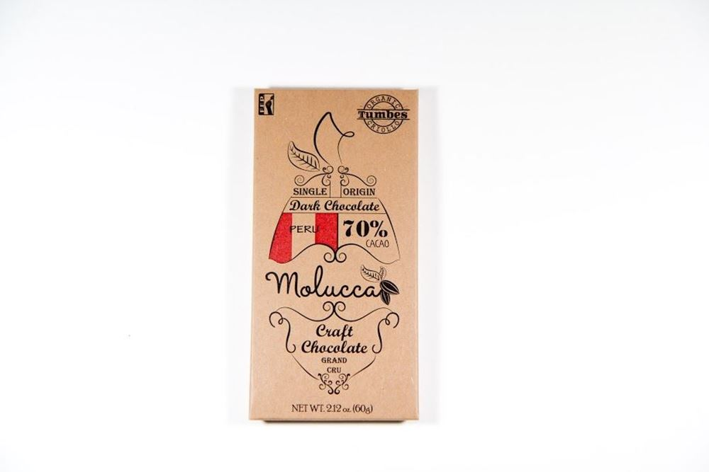 Molucca Craft Chocolate - Tumbes, Peru
