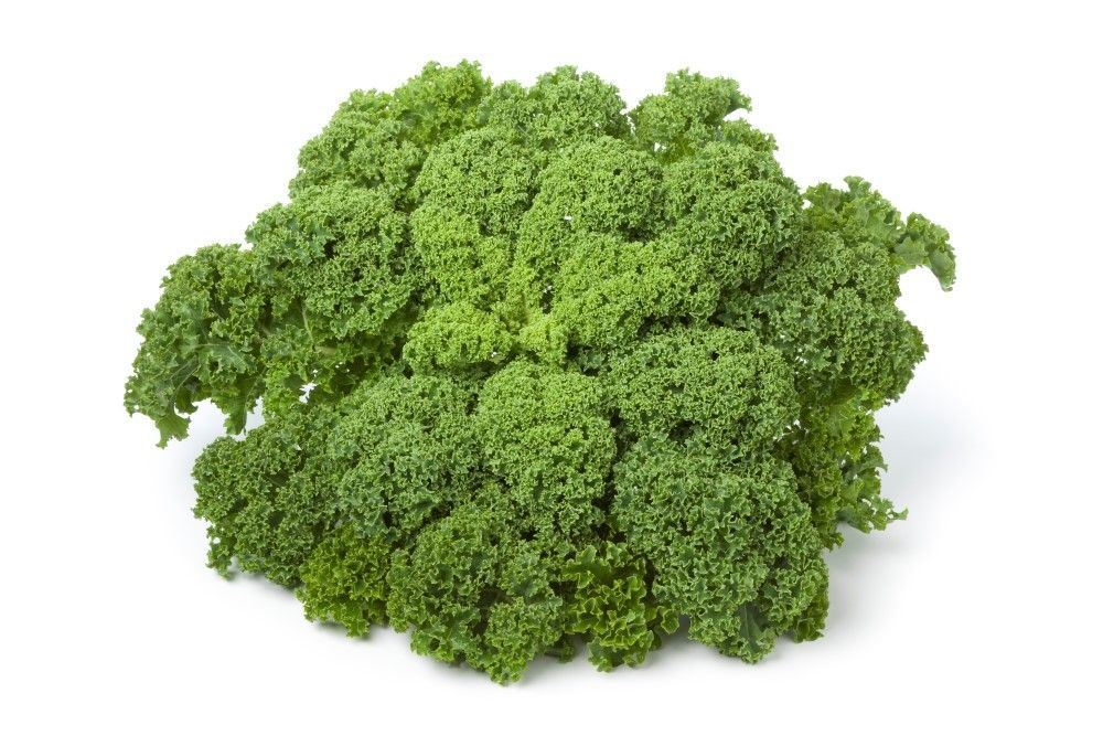 Kale: Green Curly