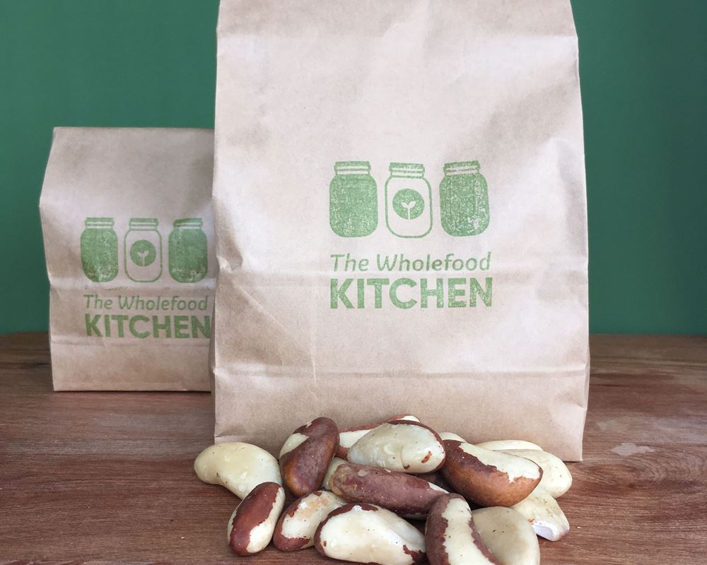 The Wholefood Kitchen - Brazil Nuts (Organic)