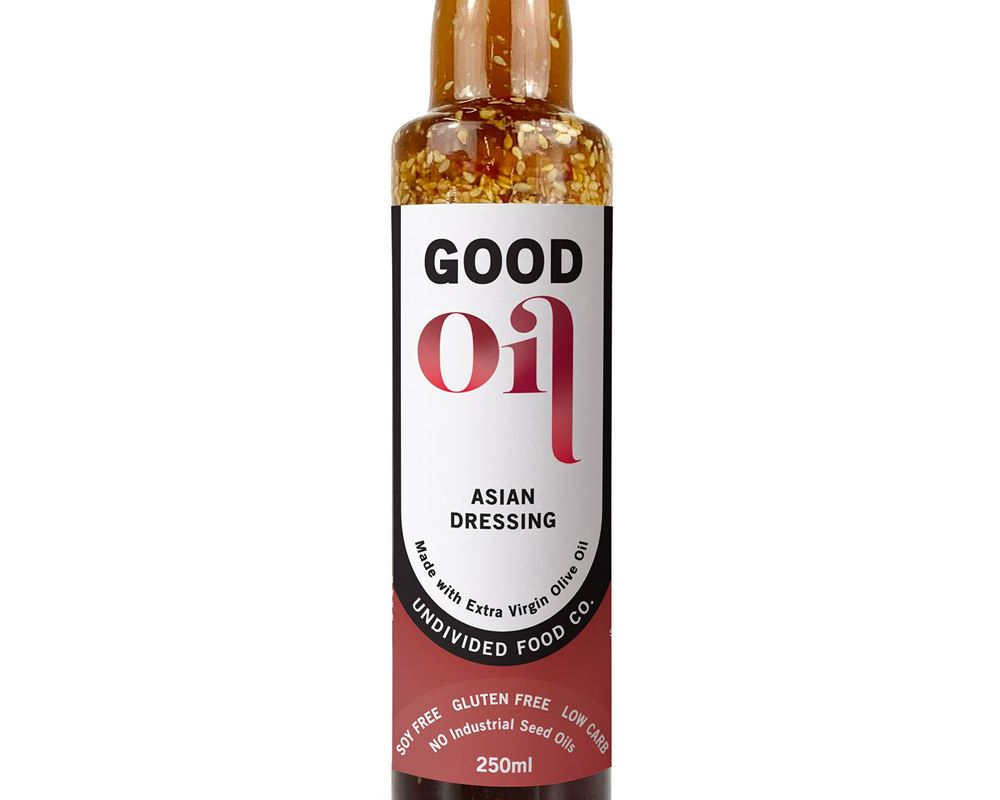 Dressing: GOOD Oil Asian