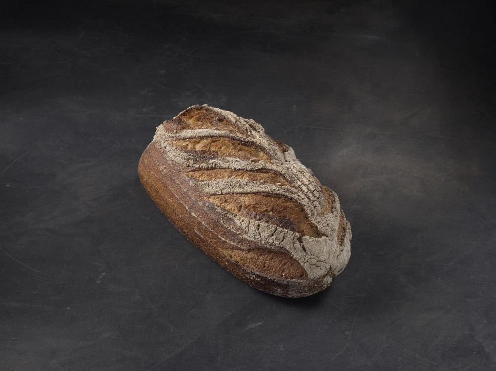 Bread: Wholemeal Sourdough Batard - BB