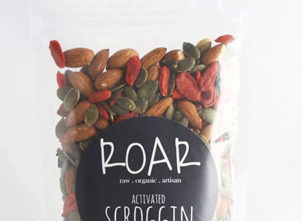 Organic Activated Superfood Scroggin 225g