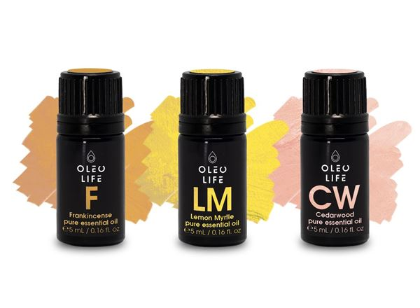 Essential Oil Trio Pack: Inner Balance- OL
