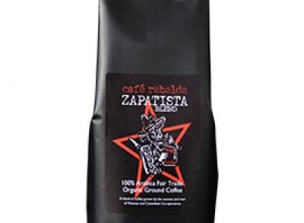 Cafe - Rebelde Zapatista Coffee Ground Organic