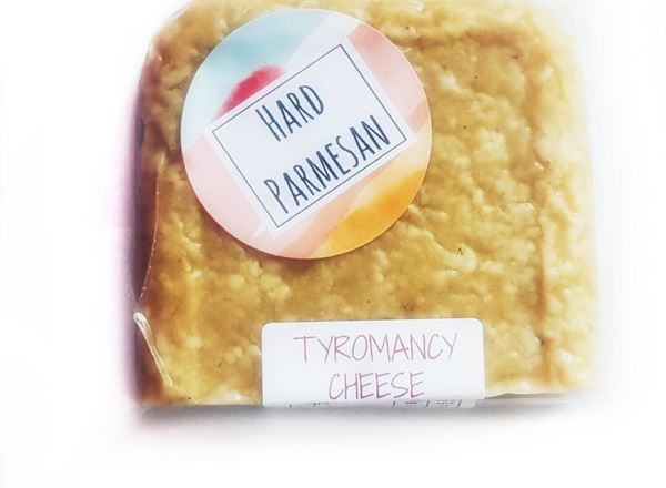 Cheese Natural (Plant Based): Parmesan- hard - TC (Esky Required)