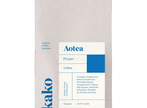 Coffee - Aotea Blend - Plunger 200g