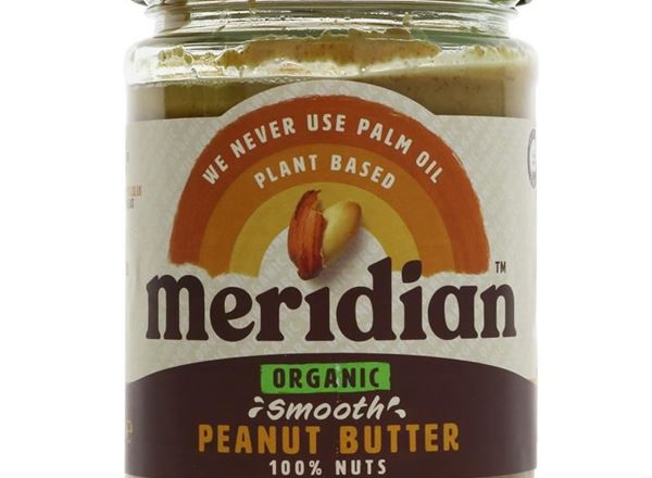 Peanut Butter, Smooth: Organic