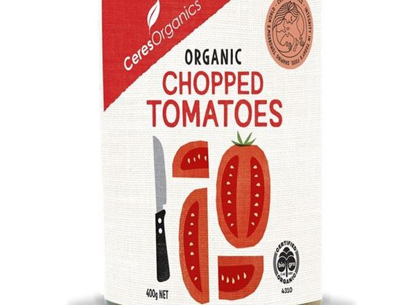 Ceres Organics - Tomatoes, chopped