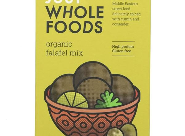 Falafel Mix: Organic (Just Wholefoods)