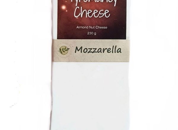 Cheese Natural (Plant Based): Mozzarella - TC (Esky Required)