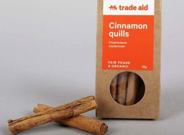 Trade Aid - Cinnamon Quills