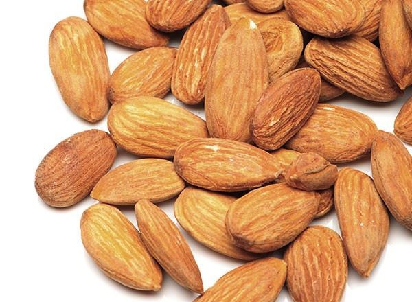 Almond Natural: Raw - HG