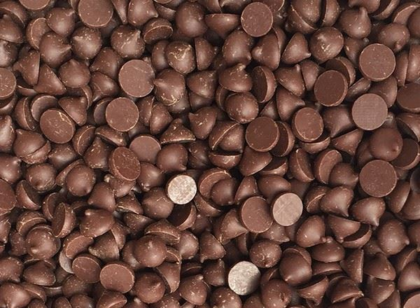 Chocolate Drops Organic: Dark 70% Cacao - HG