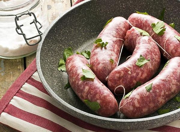Chicken and Cranberry & Chestnut Sausages 500g