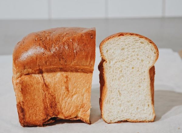 Bread Natural: Brioche Loaf - BF