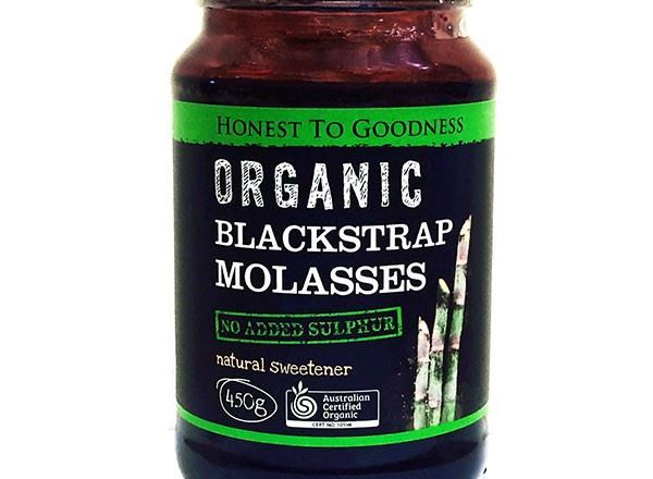 Molasses Organic: Blackstrap  - HG