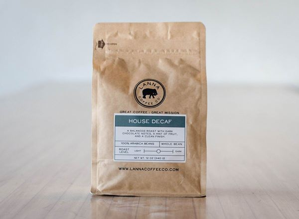 Lanna Ground House Decaf Coffee