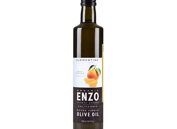 ENZO Extra Virgin Olive Oil - Clementine