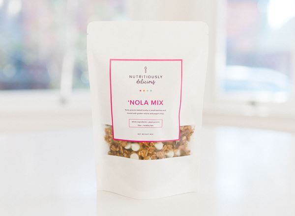 Gianna's Granola Mix