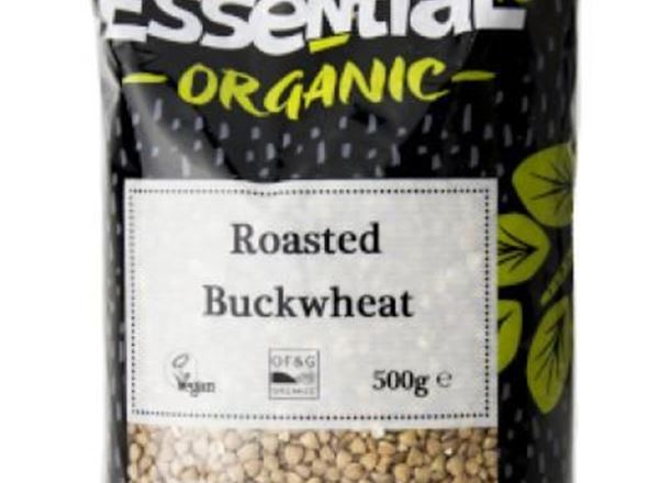 Buckwheat - Roasted Organic