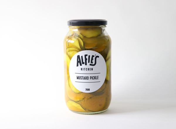 Pickle: Mustard - AK