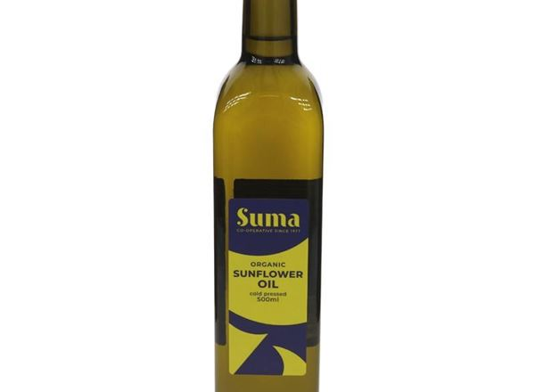 Oil, Sunflower: Organic (SUMA)