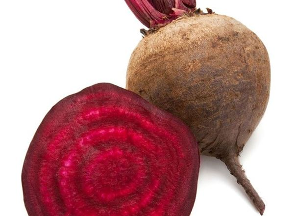 Beetroot, Red: Organic (Bunch)