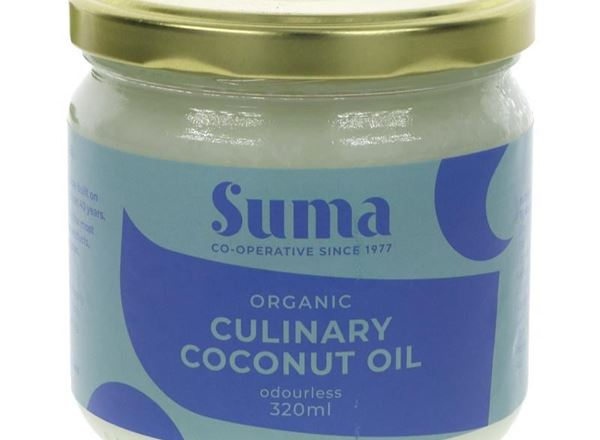 Oil, Coconut: Organic (SUMA)