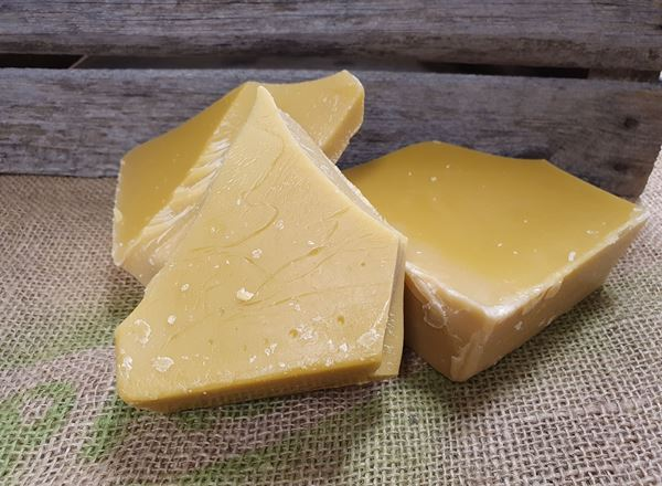 Beeswax Block (500g)