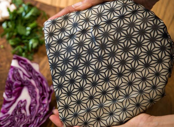 Beeswax Wrap: Large Single - BA