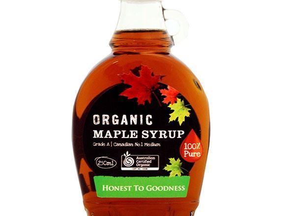 Syrup Organic: Maple  - HG
