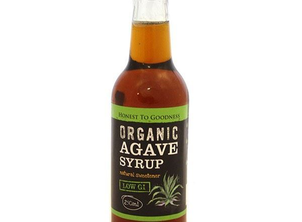 Syrup Organic: Agave - HG
