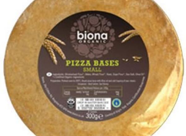 Biona- Pizza Bases Mini Organic