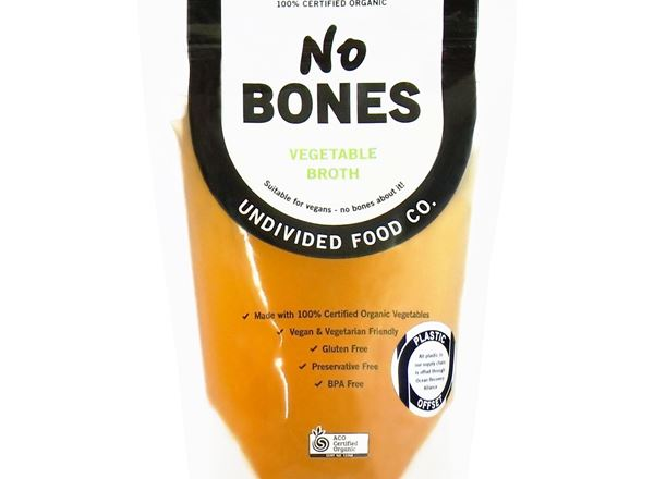 Broth Organic: NO Bones Vegetable