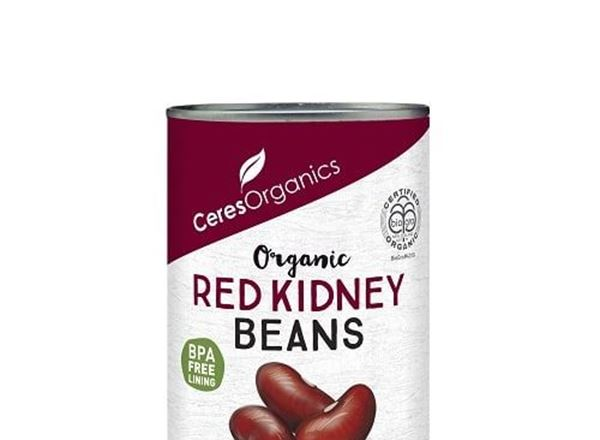 Ceres Organics - Red Kidney Beans, canned