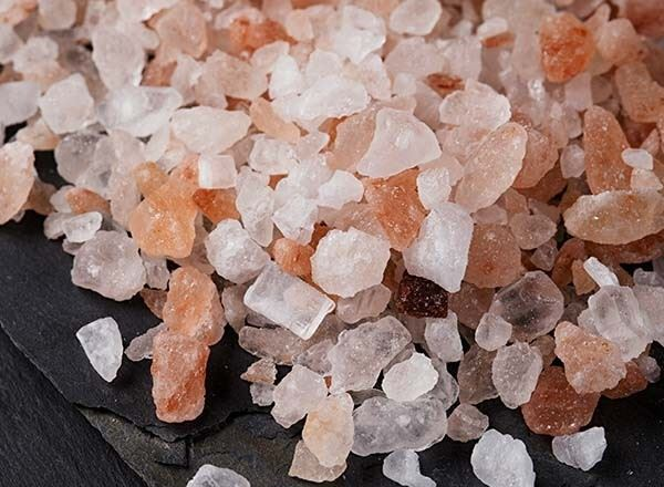 Salt Natural: Himalayan Rock Crystals - HG
