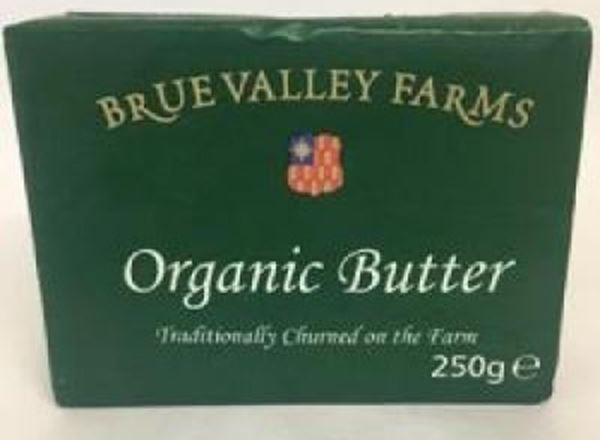 Butter - Brue Valley (Salted) Organic