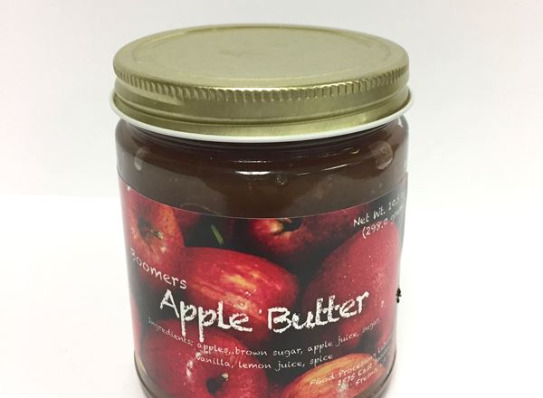 Fresno State Apple Butter