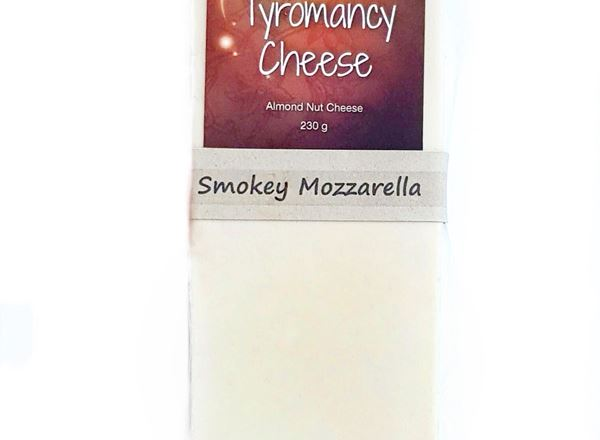 Cheese Natural(Plant Based): Smokey Mozzarella - TC (Esky Required)